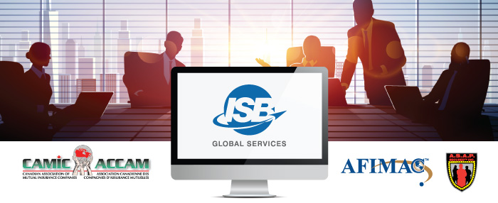 CAMIC, ISB Global Services, AFIMAC Global and ASAP Secured Service Offering